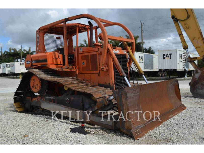 CATERPILLAR TRACTEURS SUR CHAINES D6HLGP equipment  photo 2