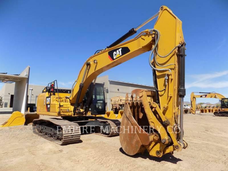 CATERPILLAR TRACK EXCAVATORS 330F TH  P equipment  photo 1