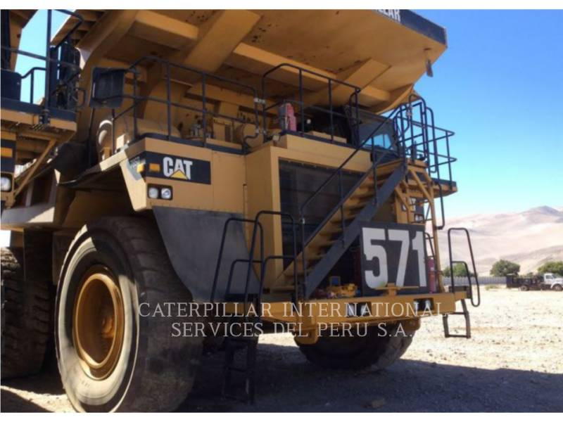CATERPILLAR OFF HIGHWAY TRUCKS 785D equipment  photo 2