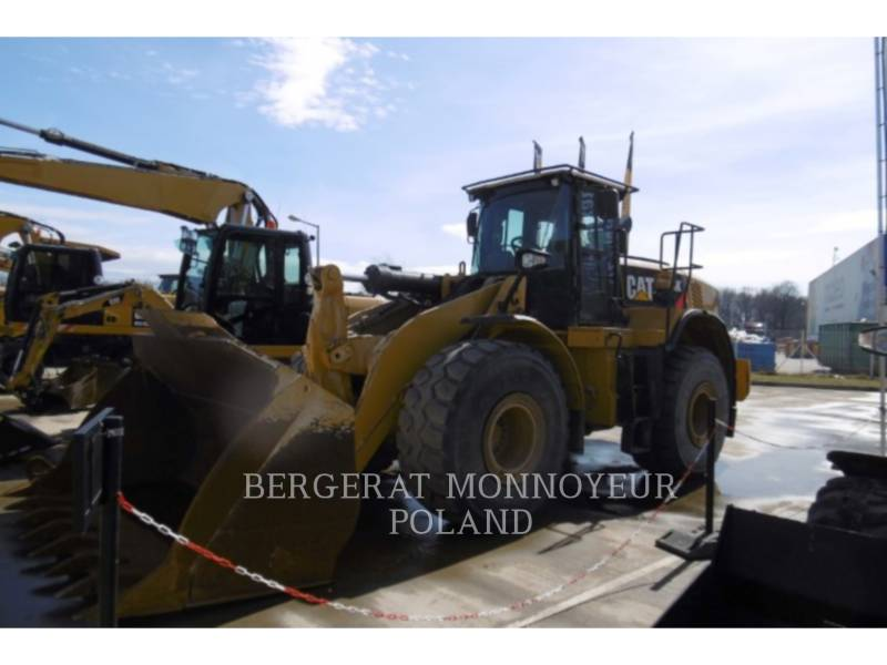 CATERPILLAR MINING WHEEL LOADER 966K equipment  photo 4