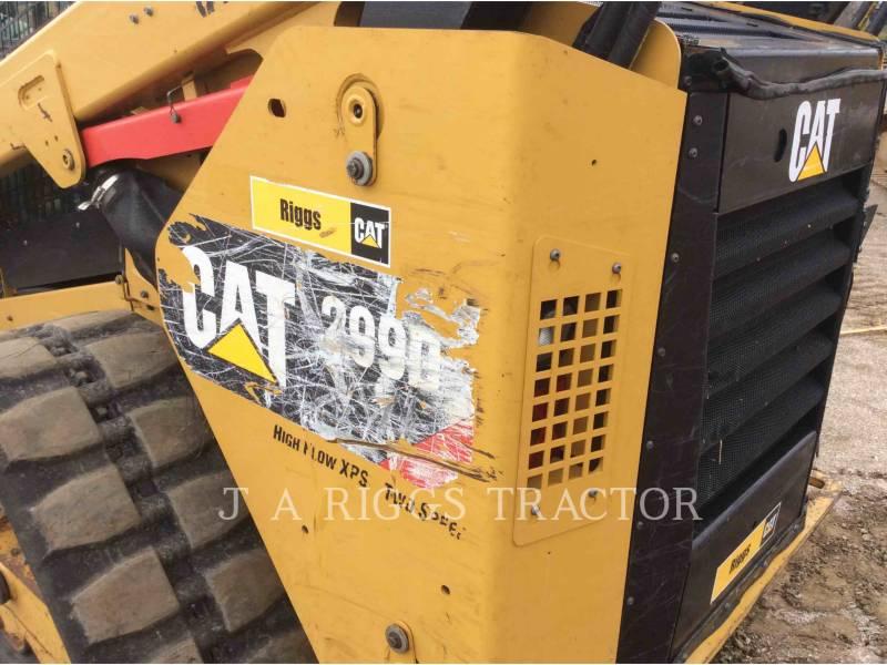 CATERPILLAR MULTI TERRAIN LOADERS 299D AH equipment  photo 14
