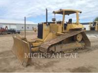 CATERPILLAR TRACK TYPE TRACTORS D6M equipment  photo 1