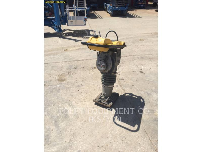 WACKER CORPORATION VERDICHTER BS602I equipment  photo 1