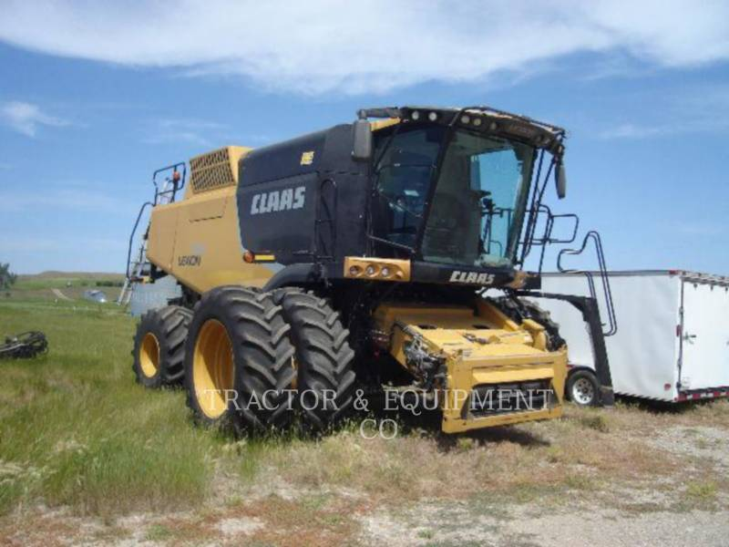 LEXION COMBINE COMBINES LX750 equipment  photo 3