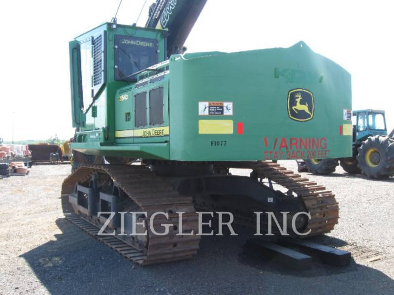 DEERE & CO. HERRAMIENTA: DESRAMADOR 2154D equipment  photo 2