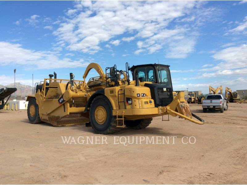 CATERPILLAR MOTOESCREPAS 627K equipment  photo 4