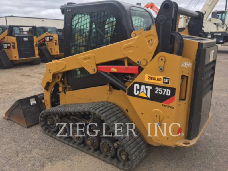 CATERPILLAR CARREGADEIRAS TODO TERRENO 257DS equipment  photo 4