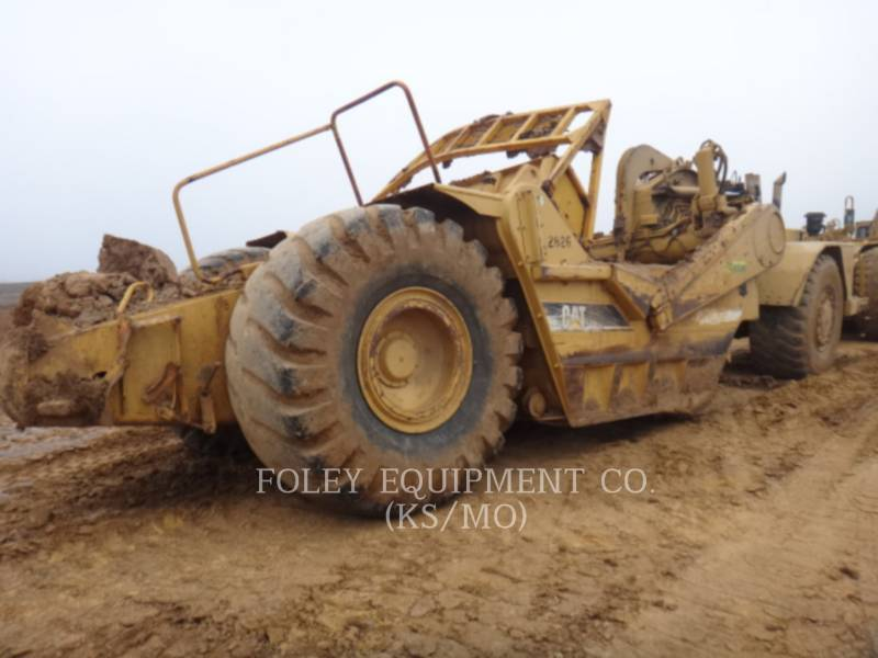 CATERPILLAR WHEEL TRACTOR SCRAPERS 631EII equipment  photo 3