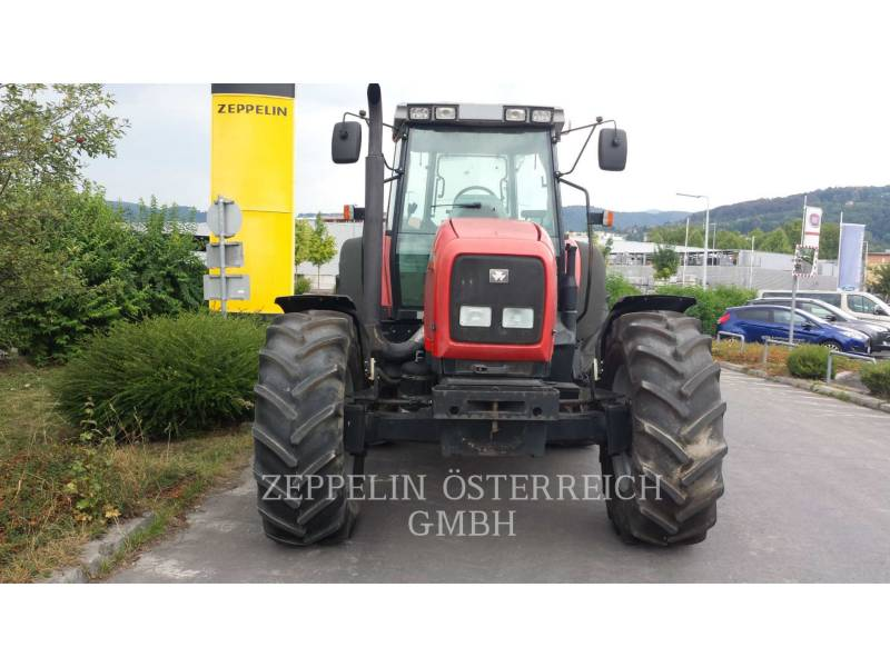 MASSEY FERGUSON AG TRACTORS MF 8250-4 equipment  photo 4