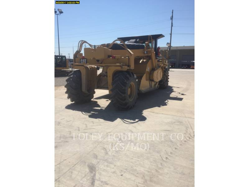 CATERPILLAR STABILIZERS / RECLAIMERS RM-500 equipment  photo 4