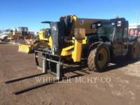 CATERPILLAR TELEHANDLER TL1255C CB equipment  photo 1