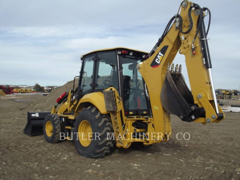 CATERPILLAR CHARGEUSES-PELLETEUSES 420 F 2 IT equipment  photo 3