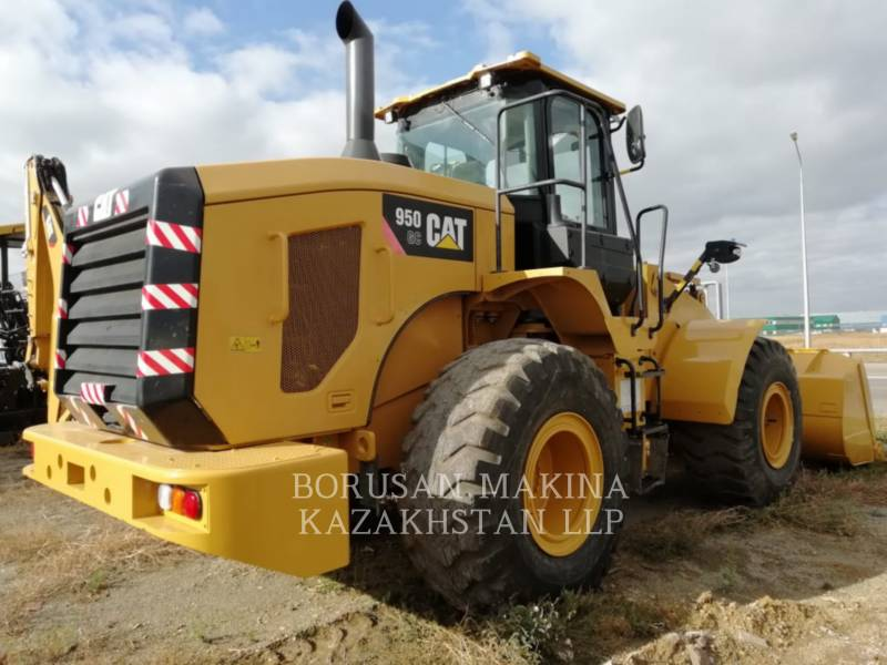 CATERPILLAR MINING WHEEL LOADER 950GC equipment  photo 8