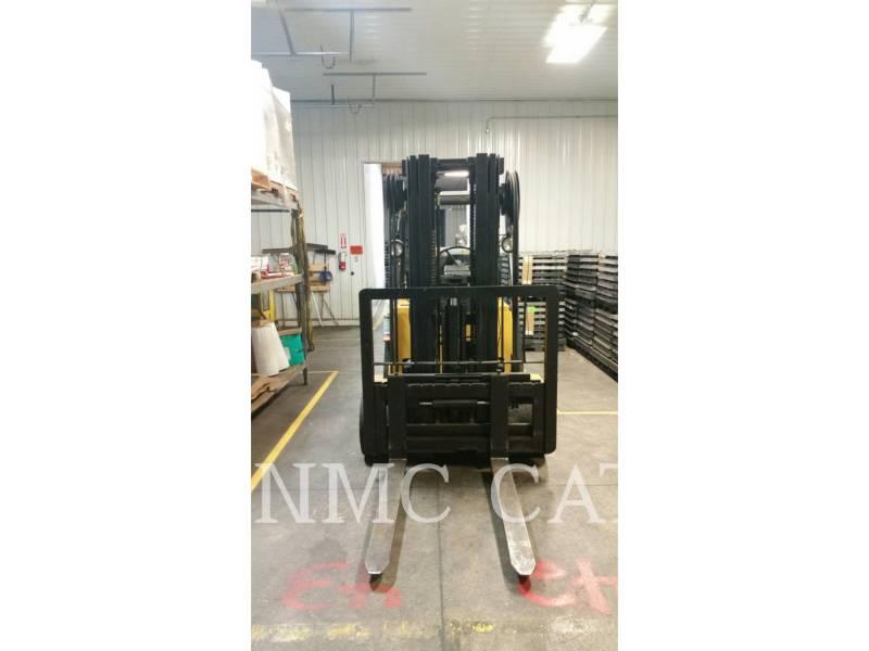 CATERPILLAR LIFT TRUCKS GABELSTAPLER TC100D_MC equipment  photo 3
