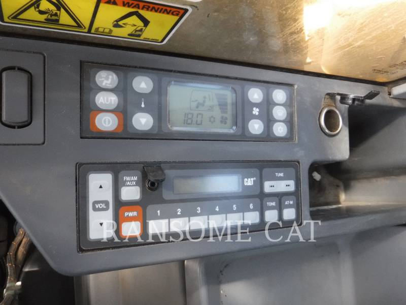 CATERPILLAR TRACK EXCAVATORS 336FL equipment  photo 23