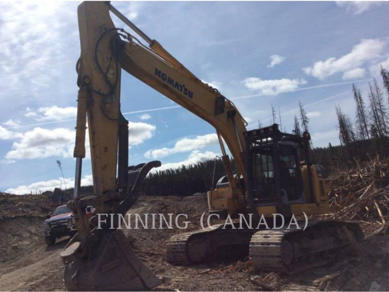 KOMATSU KETTEN-HYDRAULIKBAGGER PC 308 USLC-3 equipment  photo 1