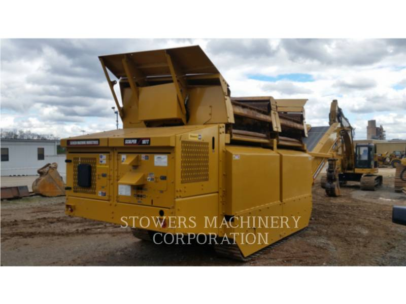 SCREEN MACHINE CRIBLES 107T equipment  photo 4