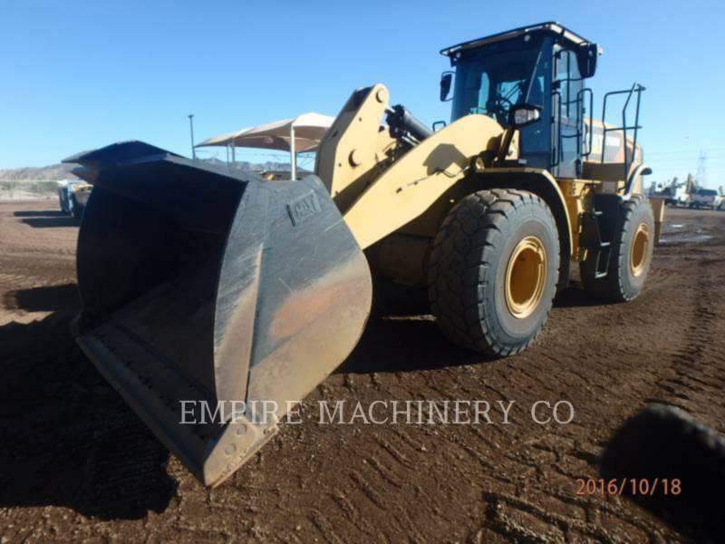 CATERPILLAR ホイール・ローダ/インテグレーテッド・ツールキャリヤ 950M FC equipment  photo 4