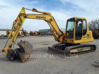 Equipment photo KOMATSU PC95 KOPARKI GĄSIENICOWE 1