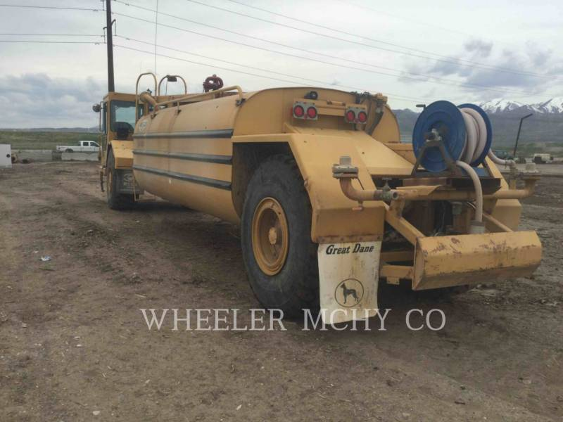 CATERPILLAR MOTOESCREPAS WT 613C WW equipment  photo 8