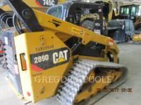 CATERPILLAR CARGADORES MULTITERRENO 289D equipment  photo 3
