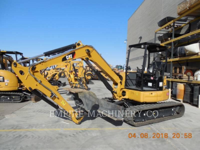 CATERPILLAR EXCAVADORAS DE CADENAS 305.5E2 OR equipment  photo 4