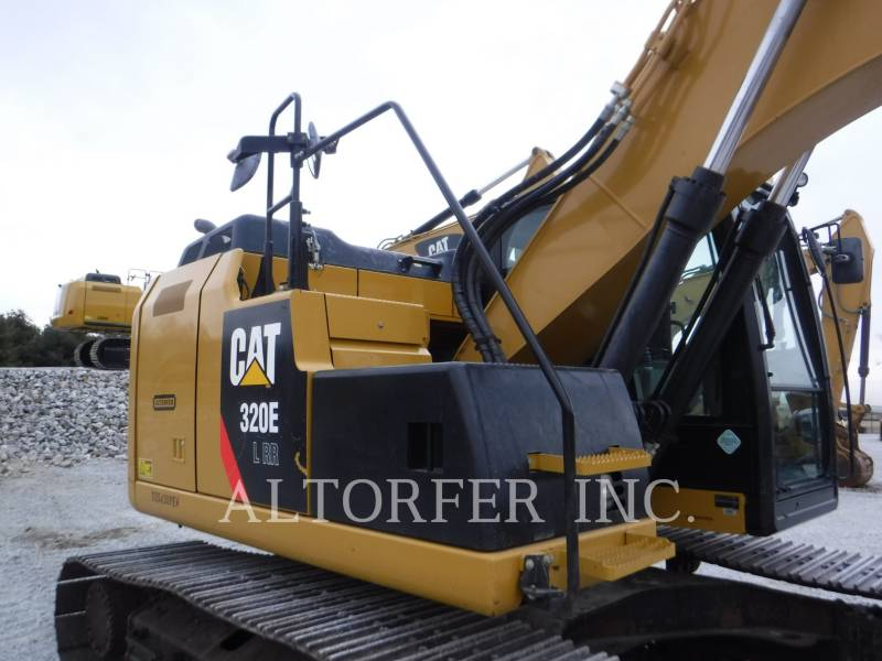 CATERPILLAR トラック油圧ショベル 320EL RR equipment  photo 8