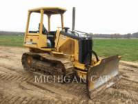 Equipment photo JOHN DEERE 450H TRACK TYPE TRACTORS 1