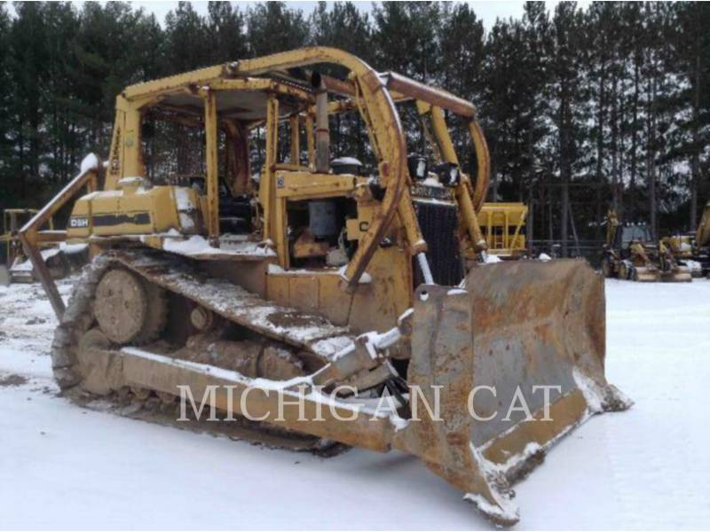 Caterpillar TRACTOARE CU ŞENILE D6H equipment  photo 4
