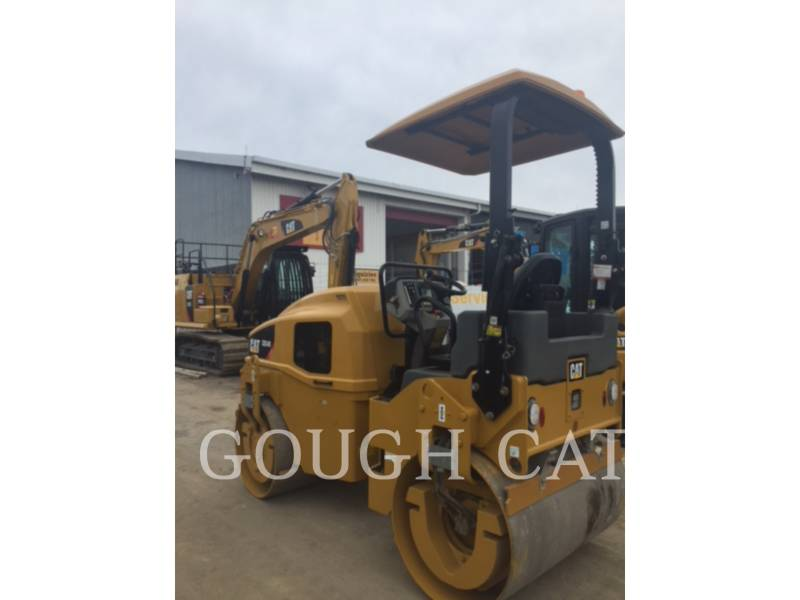 CATERPILLAR COMPATTATORE PER ASFALTO A DOPPIO TAMBURO VIBRANTE CB34BLRC equipment  photo 4