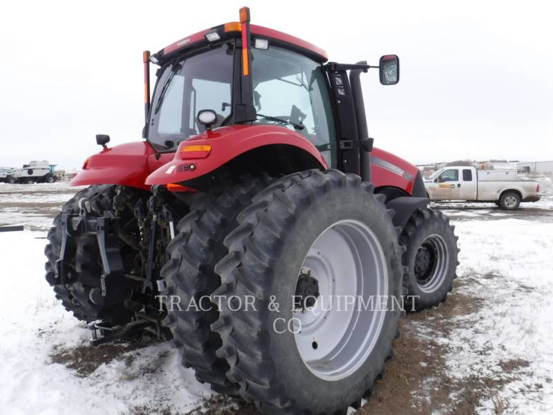 CASE AG TRACTORS 260 MAG equipment  photo 4