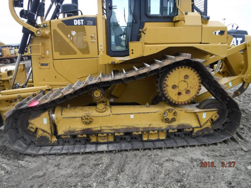 CATERPILLAR TRACK TYPE TRACTORS D6TXWVP equipment  photo 12