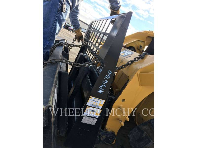CATERPILLAR CHARGEURS TOUT TERRAIN 279D C3-H2 equipment  photo 10