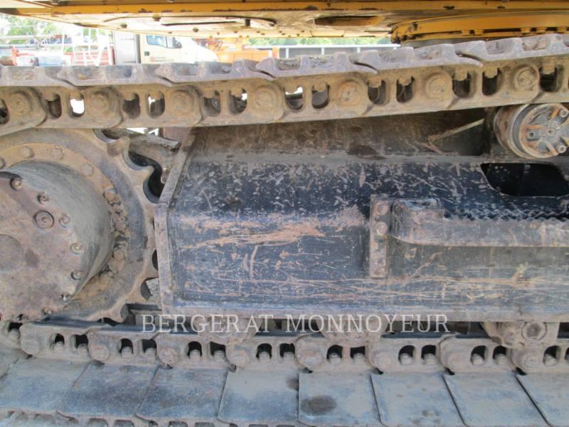CATERPILLAR TRACK EXCAVATORS 312CL equipment  photo 10