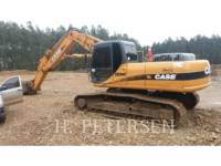 CASE TRACK EXCAVATORS CX 240 LC equipment  photo 2