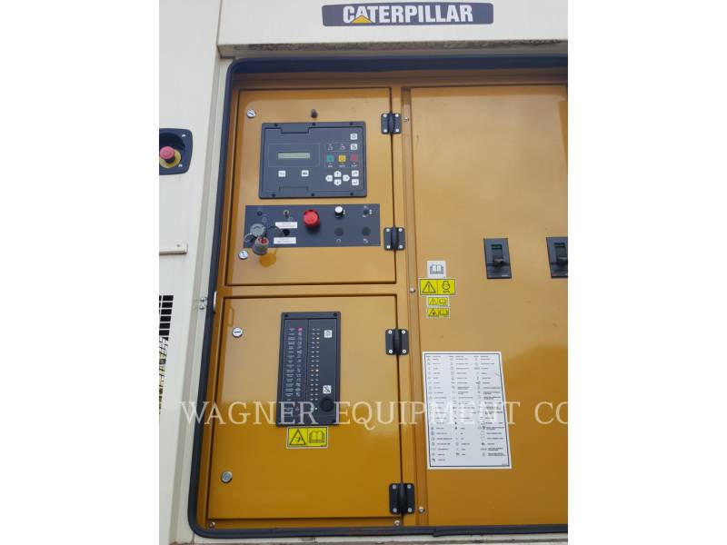 CATERPILLAR FISSO - DIESEL (OBS) C9 equipment  photo 3