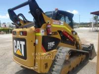 CATERPILLAR CARGADORES MULTITERRENO 289C HF equipment  photo 3