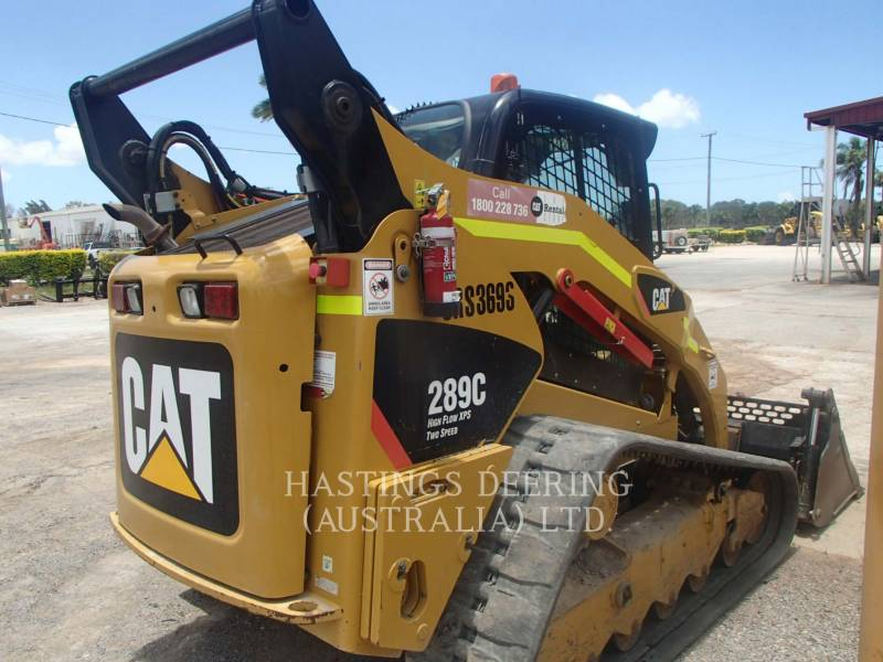 CATERPILLAR DELTALADER 289C HF equipment  photo 3