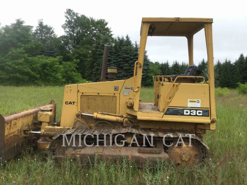 CATERPILLAR TRACK TYPE TRACTORS D3C equipment  photo 6