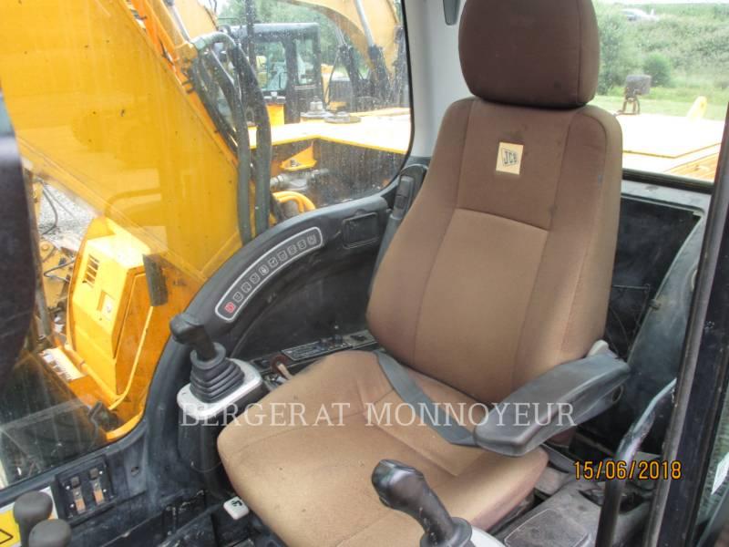 JCB EXCAVADORAS DE CADENAS JS160 equipment  photo 6