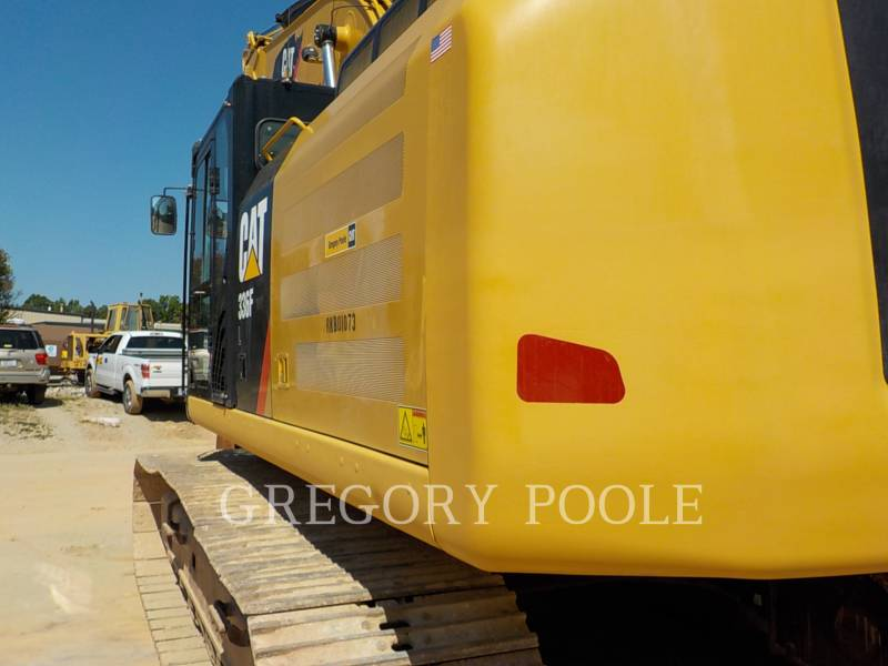 CATERPILLAR TRACK EXCAVATORS 336F L equipment  photo 9