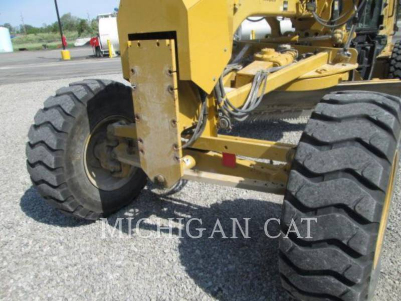 CATERPILLAR MOTONIVELADORAS 160M equipment  photo 7