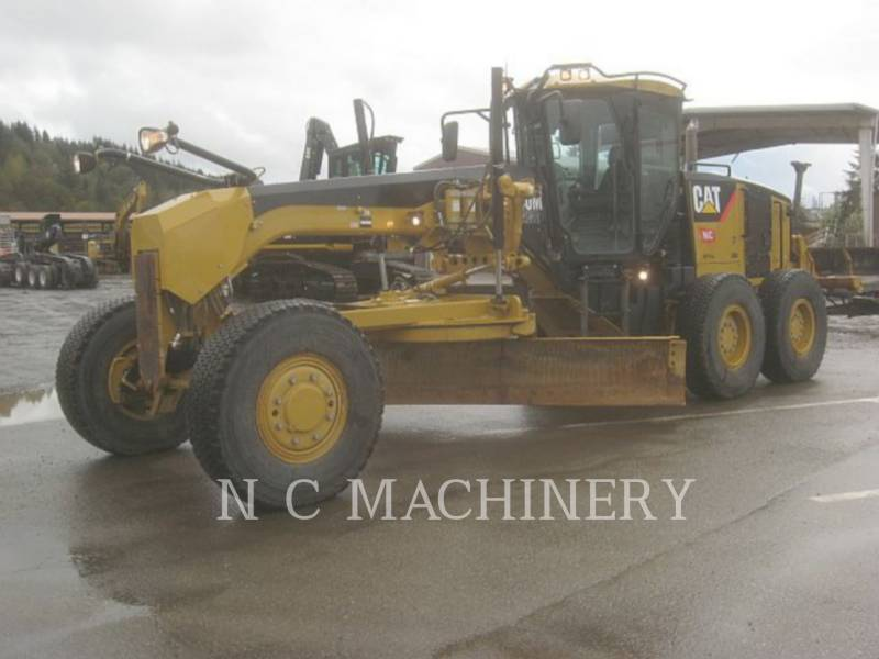CATERPILLAR MOTONIVELADORAS 140M AWD equipment  photo 1