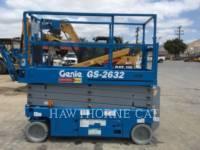 Equipment photo GENIE INDUSTRIES 2632GS LIFT - SCISSOR 1