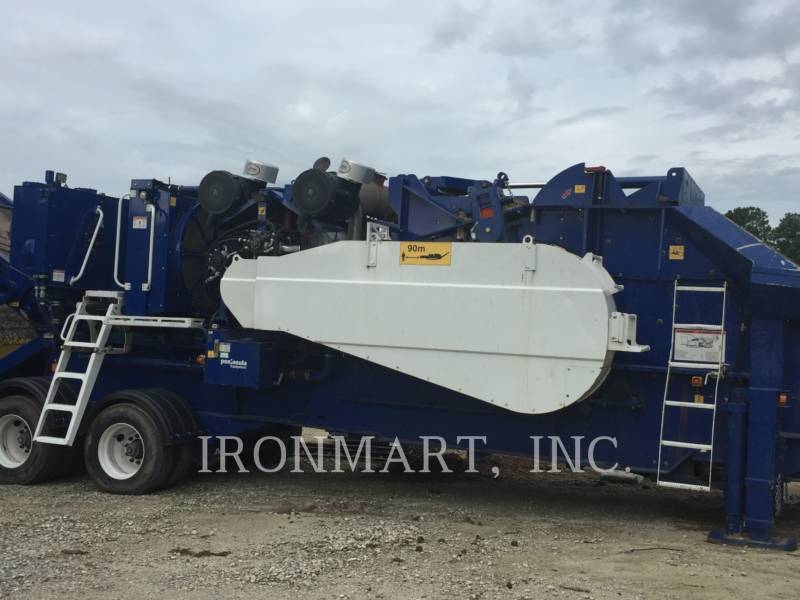 PETERSON CHIPPER, HORIZONTAL 6700D equipment  photo 4