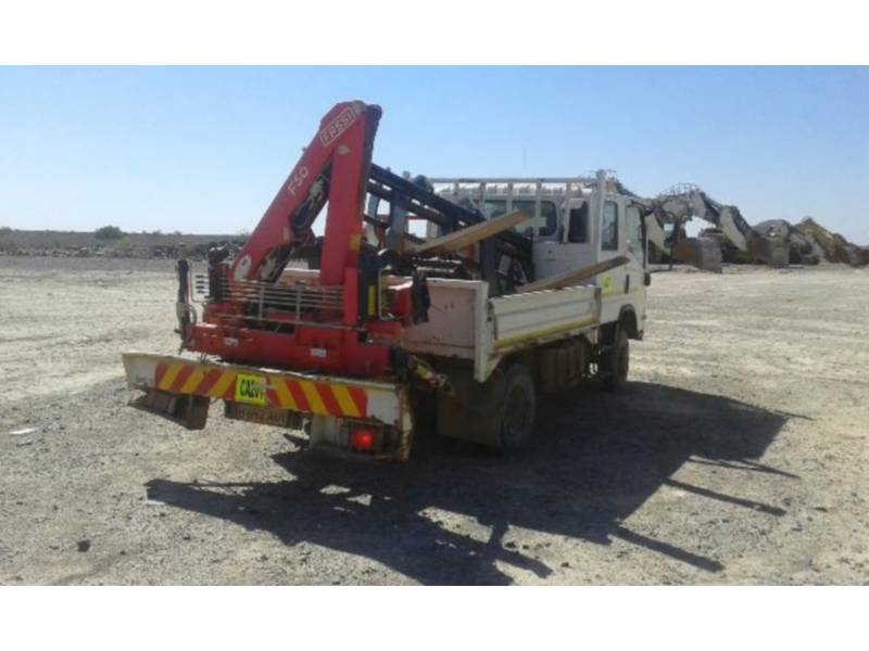 ISUZU ON HIGHWAY TRUCKS 300 WITH F50 FASSI CRANE equipment  photo 2
