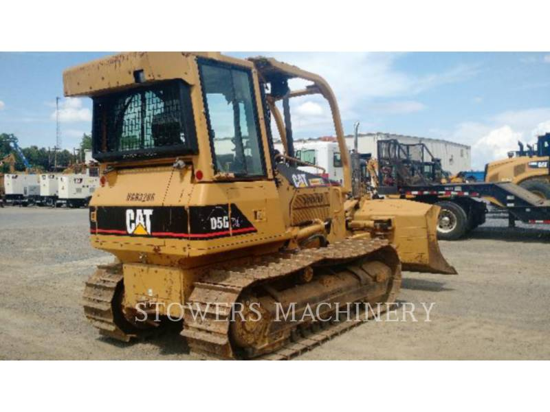 CATERPILLAR TRATORES DE ESTEIRAS D5GXL equipment  photo 3