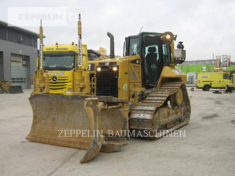 CATERPILLAR TRACK TYPE TRACTORS D6NXLP equipment  photo 2