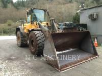 Equipment photo VOLVO CONSTRUCTION EQUIPMENT L120E RADLADER/INDUSTRIE-RADLADER 1