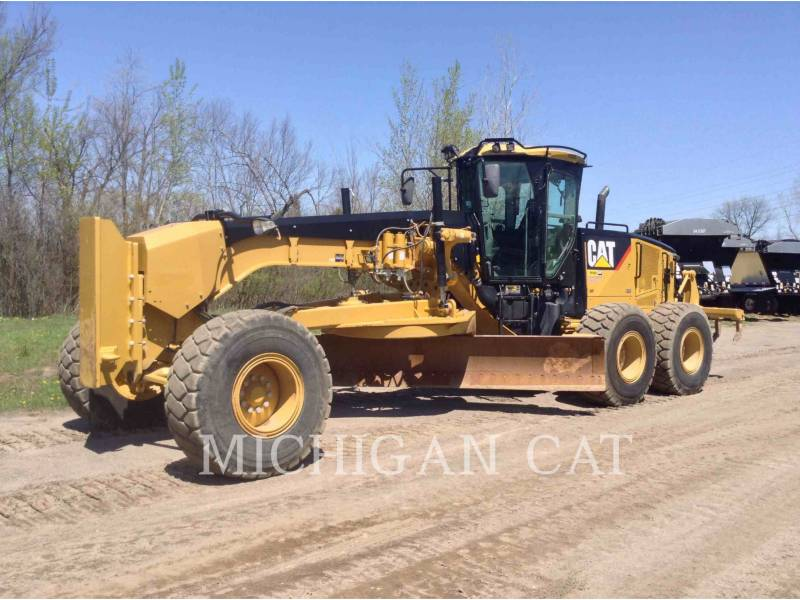 CATERPILLAR MOTONIVELADORAS 14M R equipment  photo 1